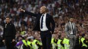 """Une défaite """"dure"""" mais pas """"fatale"""", juge Zidane"""
