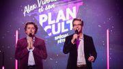 Plan Cult, spécial fêtes : Alex Vizorec et Félicien Bogaerts vous réservent une soirée pleine de surprises