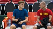 Duel belge entre Steve Darcis et David Goffin au 1er tour à Monte Carlo