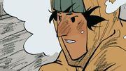 Esteban : 5. Le sang et la glace