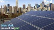 Climat: à New York, les bâtiments devront se mettre au vert