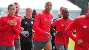 Suspendus, blessés... Un Standard déforcé en Coupe face à Knokke mercredi