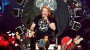 Axl Rose a offert une guitare Gibson à Dave Grohl en remerciement