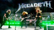 Megadeth: 2 nouveaux titres avant la tournée