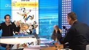Best of: L'auteur de BD Jul signe le scénario du dernier Lucky Luke