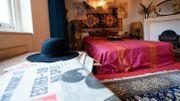 """Londres, """"vraie maison"""" de Jimi Hendrix et théâtre de l'explosion de son génie"""