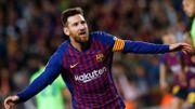 Lionel Messi se lance dans la mode