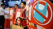 Thaïlande: les supermarchés disent adieu aux sacs en plastique