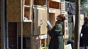 """Une """"'boîte à dons"""" à Melreux dans l'entité de Hotton à l'initiative d'un jeune de la région"""