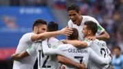 La France dispose facilement d'un Uruguay inoffensif et file en demi-finale