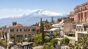 Destination du jour : la Sicile