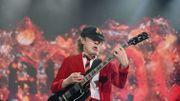 """Les titres qu'Angus Young préfère sur """"Power Up"""" d'AC/DC"""