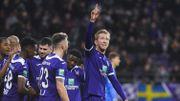 Anderlecht corrige Zulte-Waregem 7-0 et croit toujours aux Play-offs 1