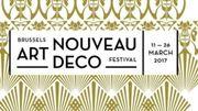 La première édition du Festival de l'Art Nouveau et de l'Art Déco se tiendra du 11 au 26 mars