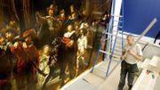 """Peinture : le secret de l'""""empâtement"""" cher à Rembrandt percé par des scientifiques"""