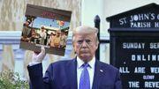 "[Zapping 21] Regardez Donald Trump chanter ""Dirty Deeds Done Dirt Cheap"" d'AC/DC"