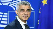 """Sadiq Khan, maire de Londres: """"Nous quittons l'UE, mais nous ne quittons pas l'Europe"""""""
