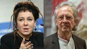 Les prix Nobel de littérature 2018 et 2019 attribués à Olga Tokarczuk et Peter Handke