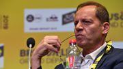 """Prudhomme, directeur de course de Paris-Nice : """"Ne tombons pas dans une psychose"""""""