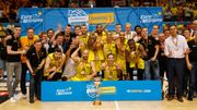 Ostende confirme son hégémonie sur le basket belge avec un septième titre consécutif