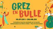 Grez en Bulle: vivre à nouveau la culture à Grez-Doiceau