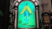 Trois nouveaux retables de Jan Fabre dévoilés dans l'église Sint-Augustinus à Anvers