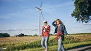 L'éolien a le vent en poupe: les nouveaux parcs seront plus petits et produiront encore plus d'électricité