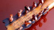 Saviez-vous que Stradivari avait aussi fabriqué des guitares?
