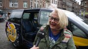 Ce dimanche 08 décembre, Josiane Balasko prend le taxi à 22h50 sur la Deux