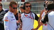 Button se voit rester en F1 jusqu'en 2017