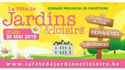 C'est la fête des jardins et loisirs à Chevetogne !