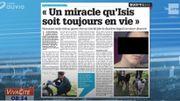 C'est un miracle qu'Isis soit toujours en vie !