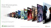 Inspiré par Netflix, Xbox propose un abonnement mensuel à des jeux