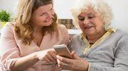 A 14 ans, elle invente une appli pour aider les personnes atteintes d'Alzheimer