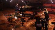 Bach Miror: Thomas Enhco et Vassilena Serafimova enflamment le Festival Musiq3