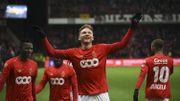 Maîtrise, victoire et superbes buts: la belle soirée du Standard face à Zulte