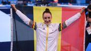JO Tokyo 2020 : Nina Derwael championne olympique aux barres asymétriques, première médaille d'or pour la Belgique à Tokyo 2020