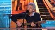 Yves DUTEIL nous offre un guitare-voix en live... C'est cadeau !