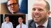 Baromètre politique: la Flandre plébiscite Theo Francken, les personnalités PS ont la cote en Wallonie