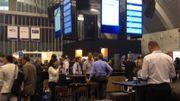 Deux tiers du Lotto Mons Expo occupés par les stands