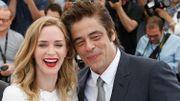 Cannes s'emballe sur un interdit, démenti, des talons plats sur les marches