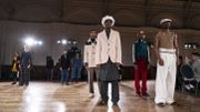 Ode au multiculturalisme à la Fashion Week masculine de Londres