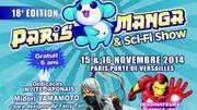 """Pop japonaise et """"Game of Thrones"""" au programme de Paris Manga & Sci-Fi Show"""