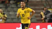 Eden Hazard sort en boitant contre le Costa Rica, Martinez se veut rassurant
