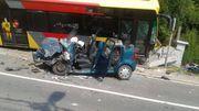 Accident mortel à Grez-Doiceau: le chauffeur des TEC écope de trois mois avec sursis