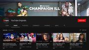 Youtube annule deux séries, mais n'abandonne pas la création de contenus originaux
