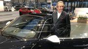 Découverte de la Porsche de Jacky Ickx
