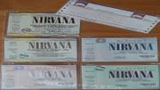 Re-Cycle: Collection Tickets des Concerts