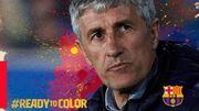 Le Barça vire Valverde et engage Quique Setién pour lui succéder