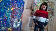 Mikail Akar, Picasso à 7 ans, agite le monde de l'art